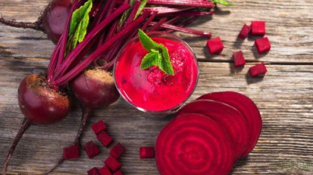 甜菜根的6个惊人的好处:在健康粉红色