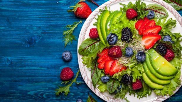 了解你的食物:水果和蔬菜的每日摄入量