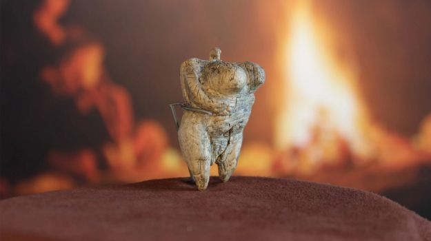 这些古代肥胖人的古代小雕像如何描述古代饮食